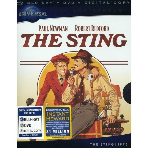 The Sting [Blu-ray + DVD + Digital Copy]