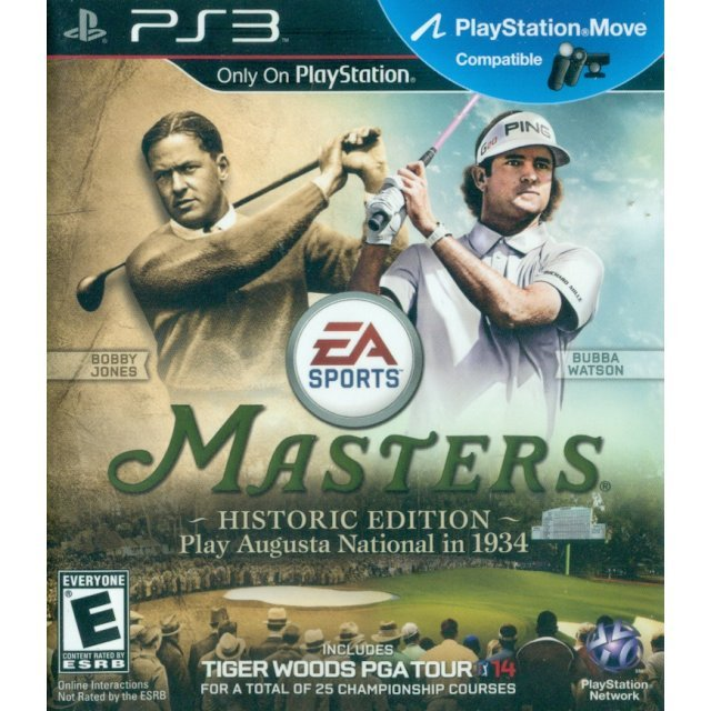 Tiger Woods PGA Tour 14 (Masters Historic Edition)