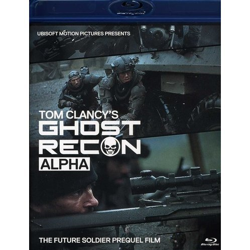 Tom Clancy's Ghost Recon Alpha [Blu-ray + DVD Combo Pack]