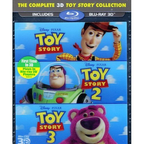 Toy Story Trilogy 3D