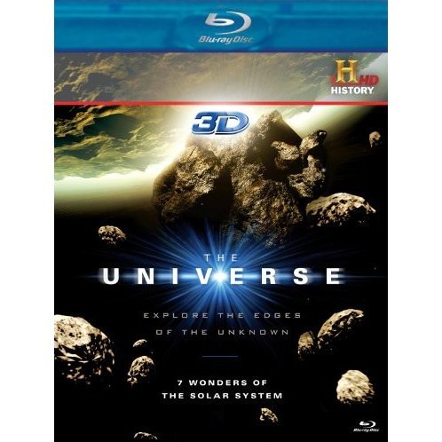 Universe-7 Wonders of the Solar System 3D