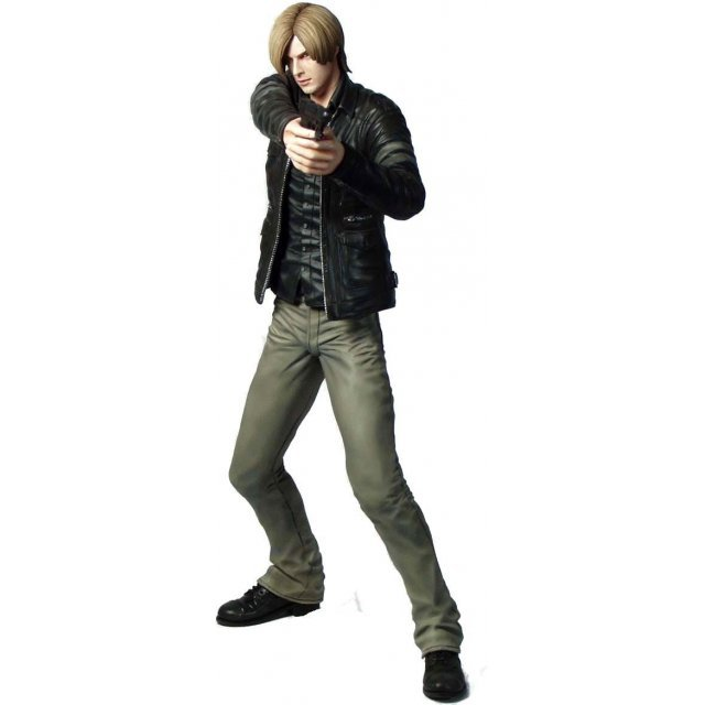 Capcom Figure Builder Creators Model Resident Evil 6: Leon S. Kennedy
