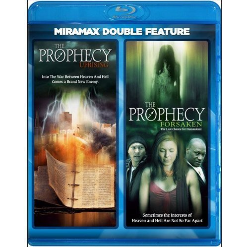 The Prophecy IV: Uprising / The Prophecy V: Forsaken (Miramax Double Feature)