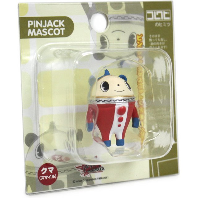 Earphone Jack Persona 4 The Ultimate in Mayonaka Arena Kuma Smile Ver.