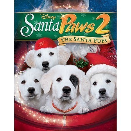 Santa Paws 2: The Santa Pups