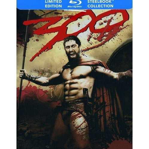 300 [Limited Edition Steelbook Collection]