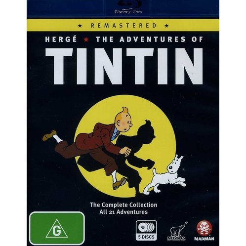 Adventures of Tintin [Remastered]