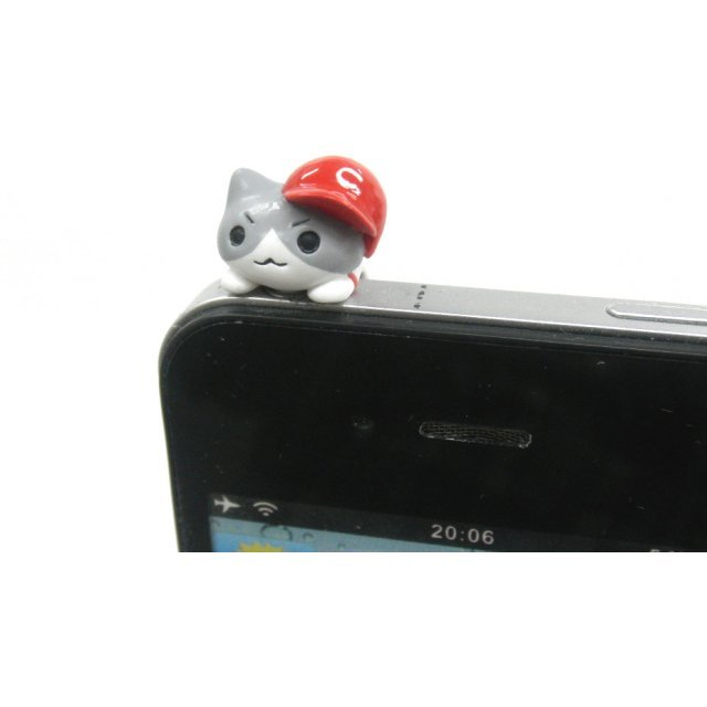 Earphone Jack iCat: Nyanko wins Hiroshima Cap