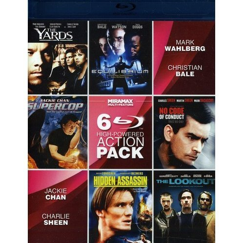 Miramax Multi-Feature: High-Powered Action Pack
