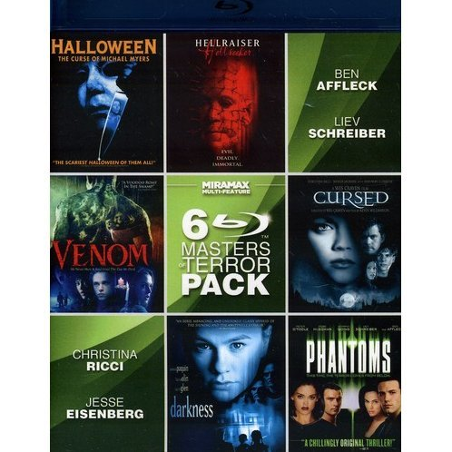 Miramax Multi-Feature: Masters of Terror Pack