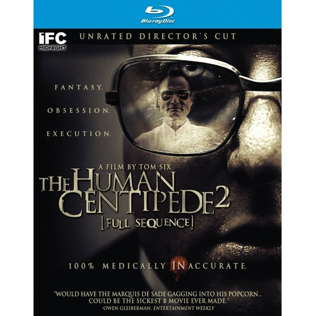 The Human Centipede 2: Full Sequence