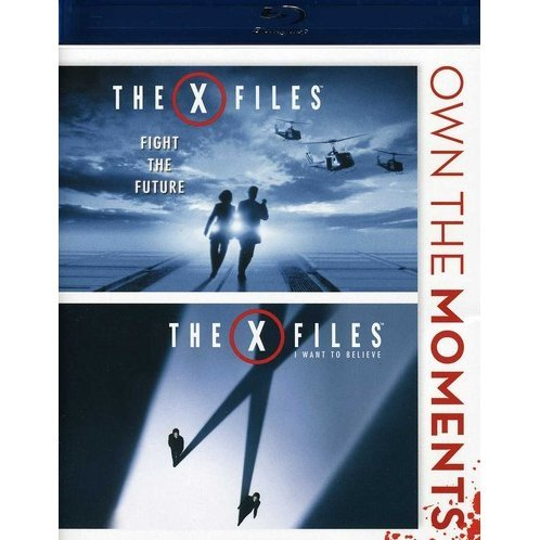 The X Files: Fight The Future / The X Files: I Want To Believe