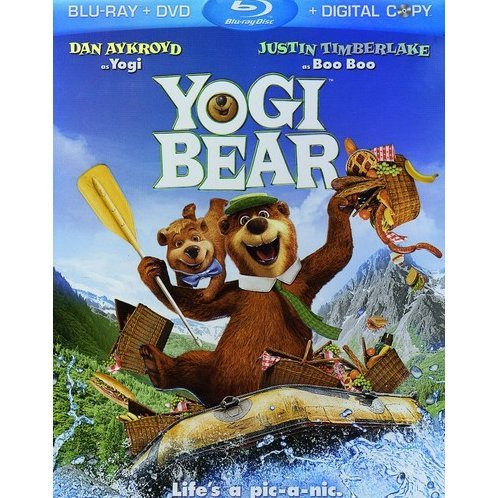 Yogi Bear [Blu-ray+DVD+Digital Copy]