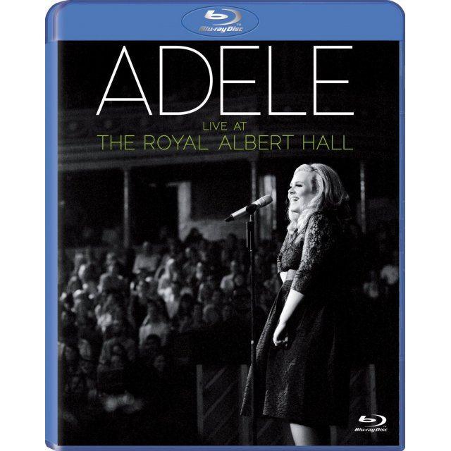 Adele: Live at the Royal Albert Hall [Blu-ray + CD]
