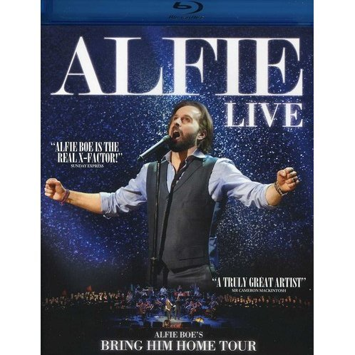 Alfie Boe: The Bring Him Home Tour