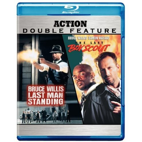 Last Man Standing / The Last Boy Scout Blu-ray
