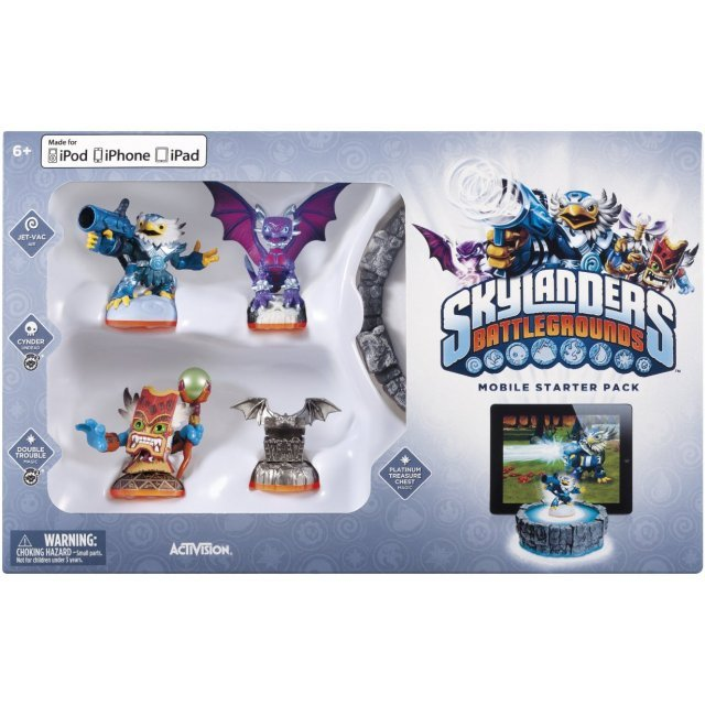 Skylanders Battlegrounds (Mobile Starter Pack)