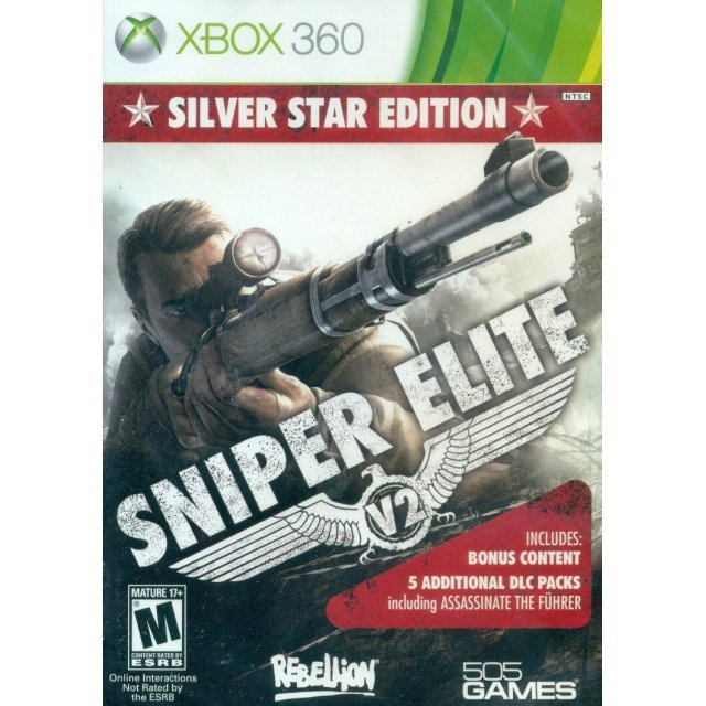 Sniper Elite V2 (Silver Star Edition)