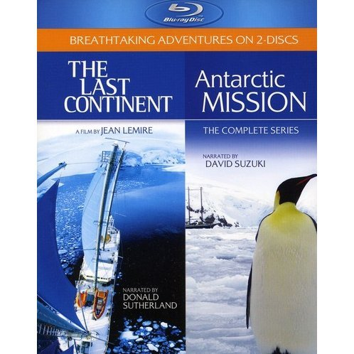 The Last Continent / Antarctic Mission