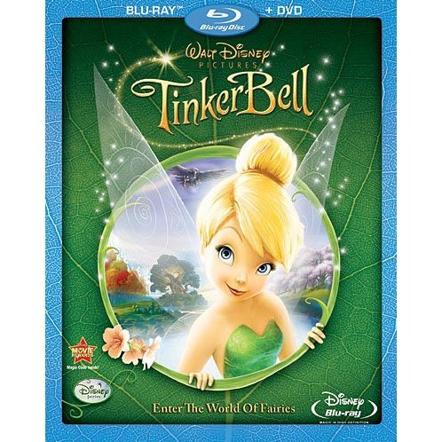 Tinker Bell [Blu-ray+DVD]