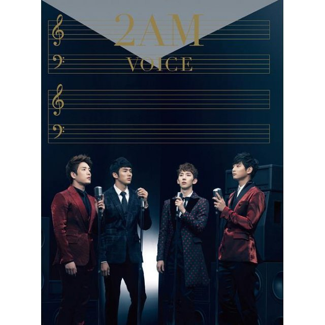 Voice [CD+DVD Limited Edition Type B]