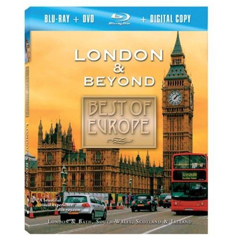 Best of Europe: London & Beyond [Blu-ray + DVD Combo Pack]