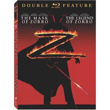 The Mask of Zorro / The Legend of Zorro