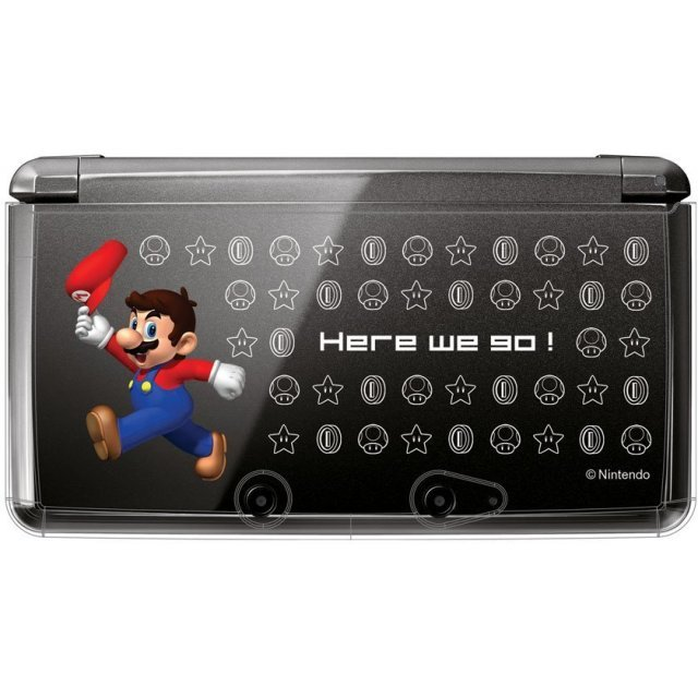 3DS Protector (Super Mario Version)