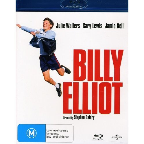 Billy Elliot [Blu-ray + DVD + Digital Copy]