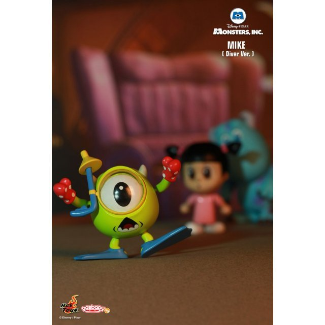 Cosbaby Monsters Inc. Mike Diver Ver.