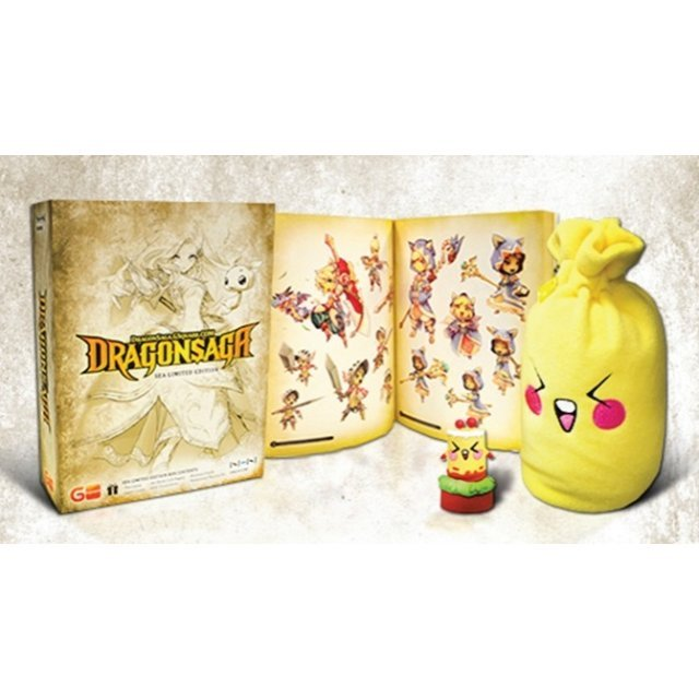 Dragon Saga SEA Limited Edition Set