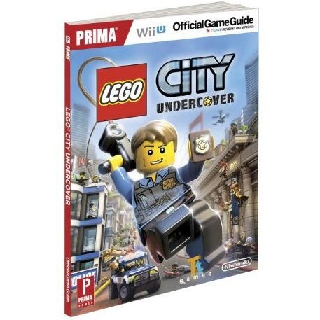 Lego City Undercover Official Game Guide