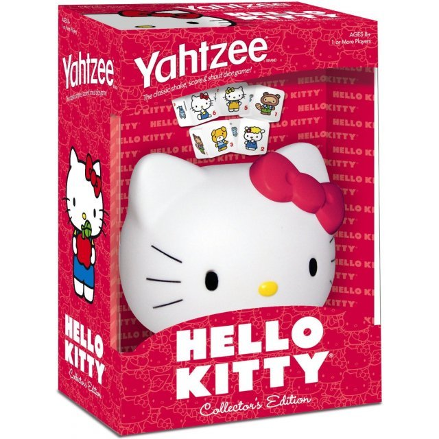 YAHTZEE: Hello Kitty (Collector's Edition)
