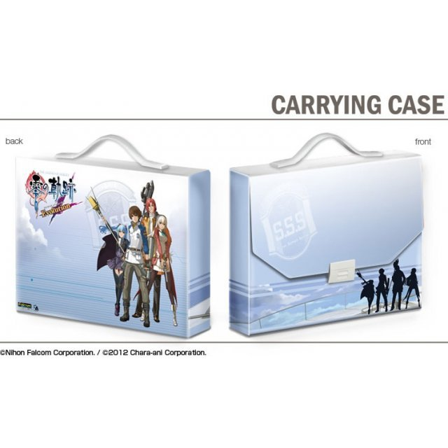 The Legend of Heroes: Zero no Kiseki Evolution Carrying Case