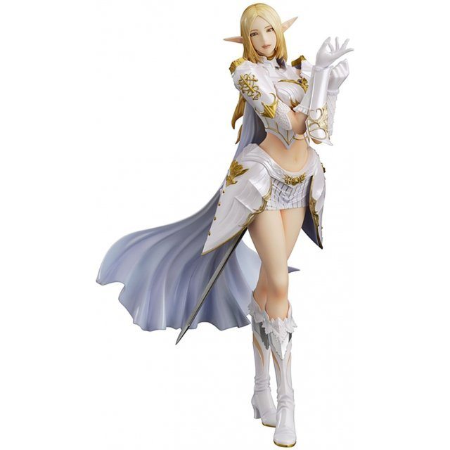 Lineage II 1/7 Scale Pre-Painted PVC Figure: Elf