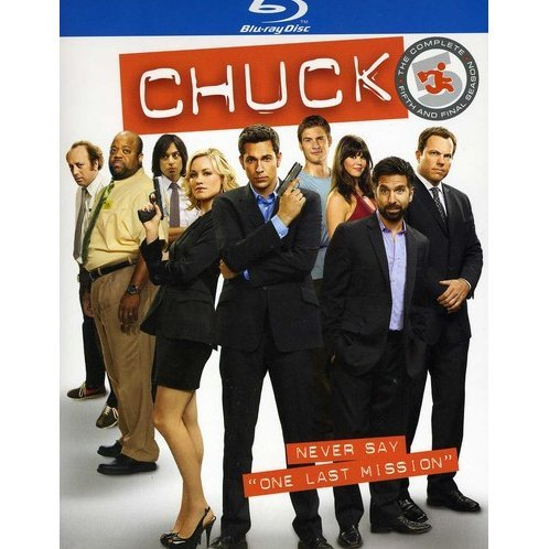 Chuck: The Complete Fifth Season