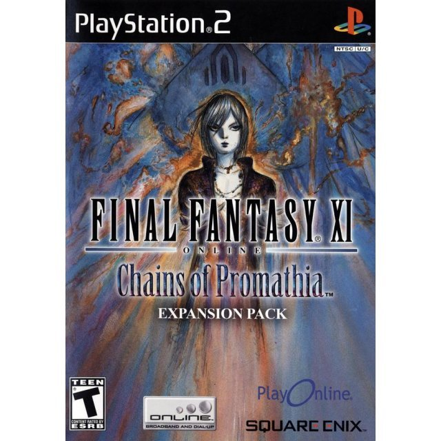 Final Fantasy XI: Chains of Promathia Expansion Pack