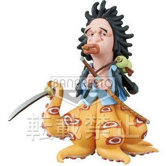 One Piece World Collectable Pre-Painted PVC Figure Vol.29: Hyouzou