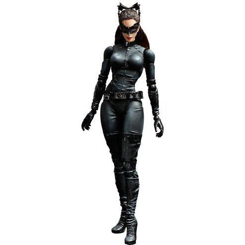 Play Arts Kai Batman The Dark Knight Trilogy Non Scale Pre-Painted Figure: Catwoman
