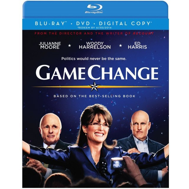 Game Change [Blu-ray+DVD+Digital Copy]