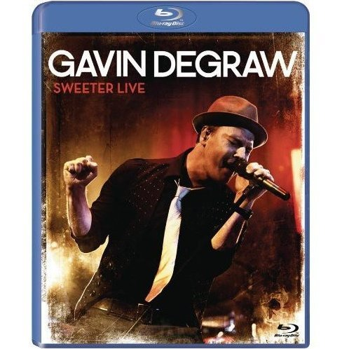 Gavin DeGraw: Sweeter Live
