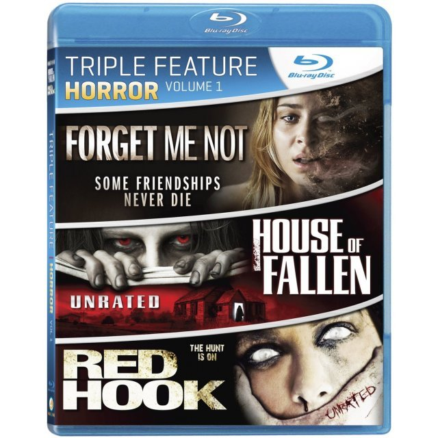 Horror Triple Feature