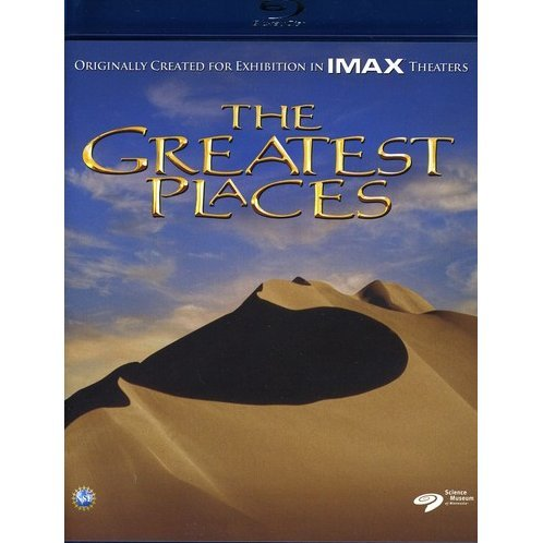 IMAX: The Greatest Places