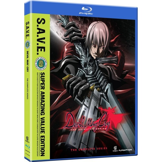 Devil May Cry: Complete Series S.a.v.e.