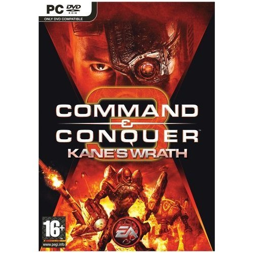 Command & Conquer 3: Kane's Wrath (Expansion Pack) (DVD-ROM)