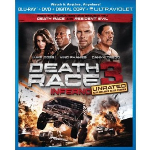 Death Race 3: Inferno [Blu-ray+DVD+UV Digital Copy]