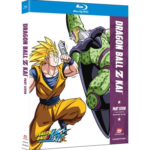 Dragon Ball Z Kai: Season 1 Part 7