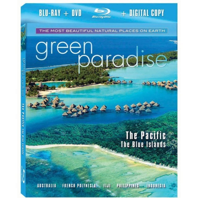 Green Paradise: The Pacific