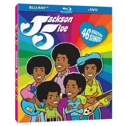 Jackson 5ive: The Complete Animated Series [Blu-ray+DVD]