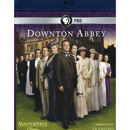 Masterpiece Classic: Downton Abbey Season 1